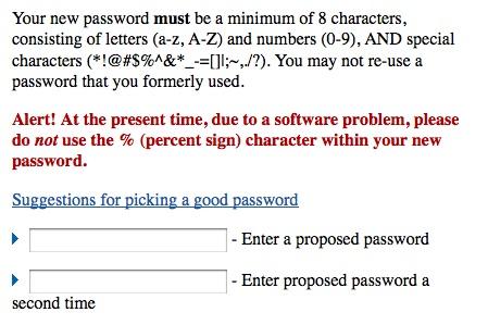 WTF Form Errors